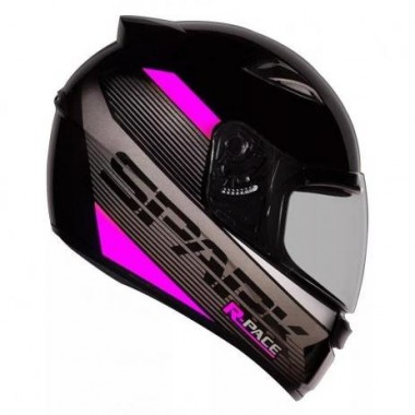 CAPACETE EBF NEW SPARK R-PACE/18