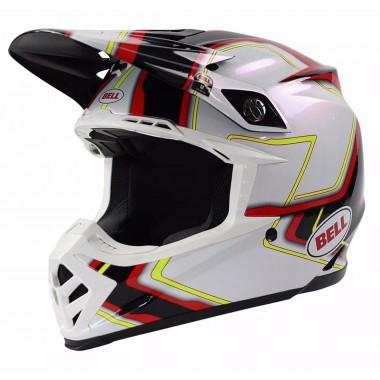 CAPACETE BELL MOTO-9 PACE