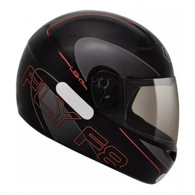 CAPACETE FLY F8 LIGHT/19