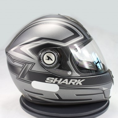 CAPACETE SHARK RSI S2 SPLINTER MAT-SSK
