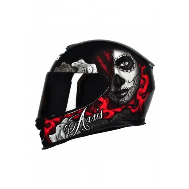 CAPACETE AXXIS EAGLE LADY CATRINA GLOSS/19