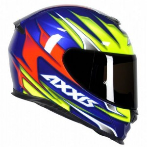 CAPACETE AXXIS EAGLE SPEED GLOSS/20