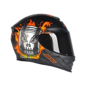 CAPACETE AXXIS EAGLE PISTON MAT/19