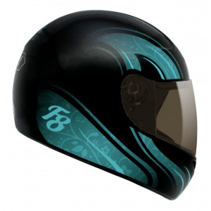 CAPACETE FLY F8 ESSENCE/19