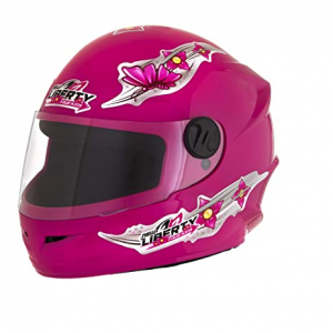 CAPACETE TORK LIBERTY FOUR KIDS FOR GIRLS