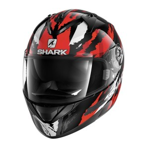 CAPACETE SHARK RIDILL OXYD/18 KRS