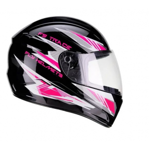 CAPACETE FLY F9 TRACE/20