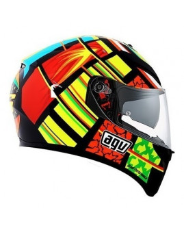CAPACETE AGV K3 SV ELEMENTS REPLICA/19