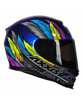 CAPACETE AXXIS EAGLE DREAMS GLOSS/19